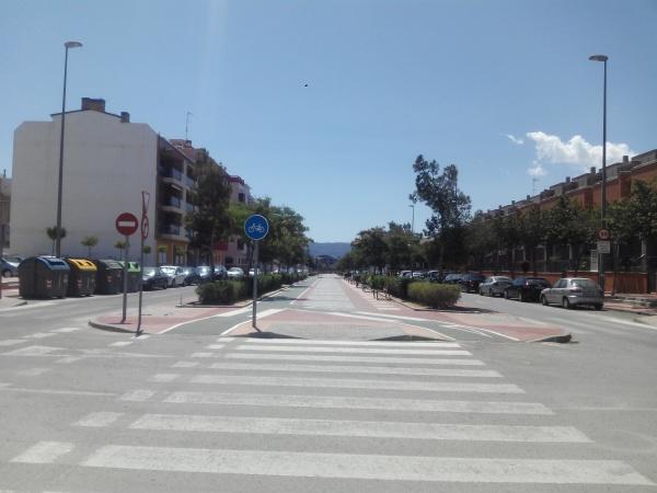 Avenida Marqueses de Espinardo